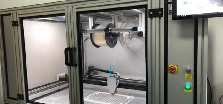 UCA y Navantia desarrollan técnicas de impresión 3D aplicadas a los procesos de producción de buques