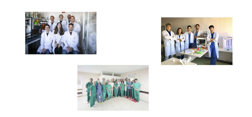 INNANOMAT promueve el proyecto 'Hospital 3D: Ayuda a niños con fracturas y problemas ortopédicos'