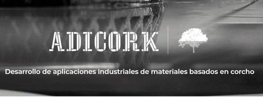 Celebración de la I Jornada ADICORK de 'Materiales para una producción sostenible: Fabricación Aditiva con corcho'