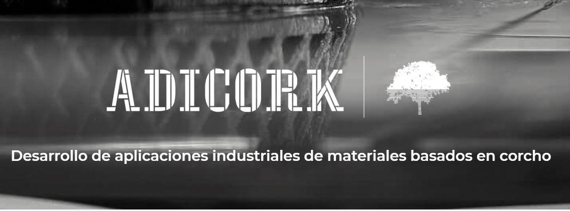 Celebración de la I Jornada ADICORK de 'Materiales para una producción sostenible: Fabricación Ad...